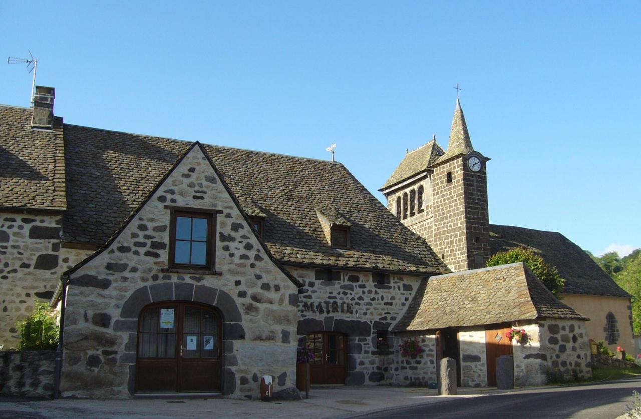 mairie de Sainte Marie