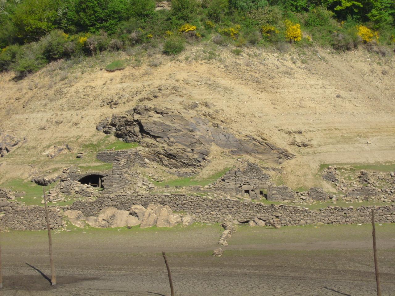 ruines village Tréboul